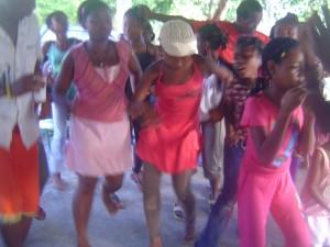 Danse des orphelins