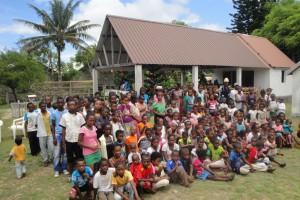 Akany Avotra et Familles aidées
